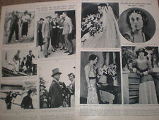 Photo article King Edward VIII constitutional crisis Mrs Simpson 1936 ref AZ