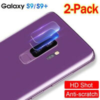 For Samsung Galaxy S9/S9Plus Back Camera Lens Tempered Glass Film Protect YL