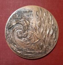 Médaille Bronze Société Générale de Fonderie 1979 Graveur Santucci