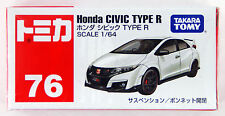 Tomy Tomica 76 Honda Civic Type R 1/64 scale (859789)