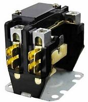 Packard C140A 1 Pole Contactor Coil Contactor, 40 Amp, 24V, New, Free Ship