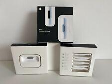 Universal Dock Kit Genuino Apple iPod Docking Station MB045G/C A1256 Desktop