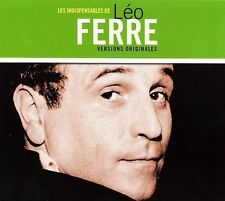 Les Indispensables, Léo Ferré, New Import