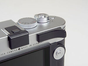 Thumbie thumb grip to fit Leica M10 and M240