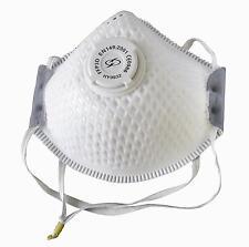 10 Premier pdrp3v de taza de malla FFP3 D Nr Polvo humos máscara desechable Respiradores