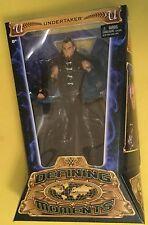 WWE UNDERTAKER Defining Moments Wrestlemania action figure Mattel Legend MOC