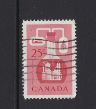 Canada 1956 SG489 25c Chemical Industry USED
