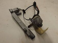 Yamaha CW50 billy whizz ignition and seat lock set
