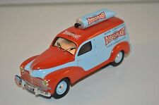 "Norev Peugeot 203 1950 "" Dissoplast "" perfect mint superb 1:43"