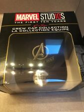 Disney Marvel Studios 10 Years Hat Never Opened Commemorative Exclusive SDCC