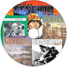 The General 200 Magazines on DVD Avalon Hill Wargaming Wargames PDF format