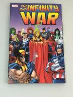 The Infinity War Graphic Novel TPB