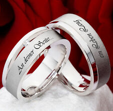 Modeschmuck-Ringe aus Keramik für Herren