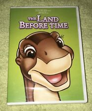 The Land Before Time DVD - New, Sealed - G