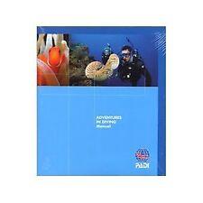 B001KNPS9Y PADI ADVANCED DIVER MANUAL PADI Adventures in Diving Manual