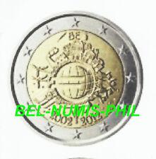 BELGIË 2012 - 2 euro - 10 Jaar Euro Chartaal geld/10 Ans Euro Fiduciaire