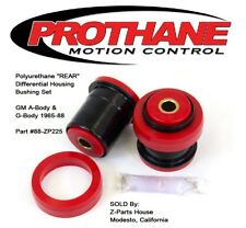 MONTE CARLO (70-88) Polyurethane Rear Differential Housing Bushing Set