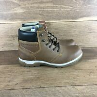 NIB DISCOVERY EXPEDITION MEN'S 9.5 SAREK 2050 CAMEL BOOTS US FAST SHIPPING