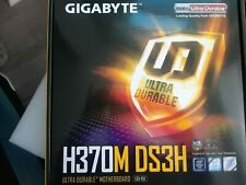 GIGABYTE H370M DS3H ultra durable Motherboard, RGB fusion, s