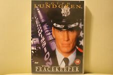 The Peacekeeper DVD Dolph Lundgren Royal Mail 1st Class FAST & FREE