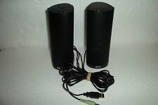 Dell 2-Piece USB Multimedia PC Speaker AX210 R126K X156C R125K H252D X146C OEM