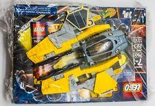 LEGO Star Wars Jedi Interceptor (75038) Revenge of the Sith Episode 3 Build Toy