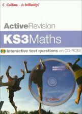 Active Revision - KS3 Maths,Keith Gordon, Kevin Evans, Jayne de Courcy