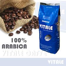 1 Kg. Caffè in grani VITALE CAFFÈ miscela 100% ARABICA - Aroma e Gusto Sublime