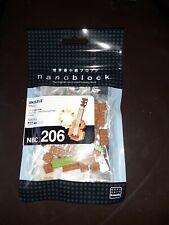 Nanoblock: Ukulele - Mini Collection NBC-206 new and sealed