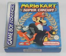 Mario Kart Super Circuit (GBA) ✔ Collectible Condition