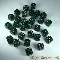 Unusual Playing Dice 14mm - Ideal Warhammer 40K / LOTR / Age of Sigmar D4