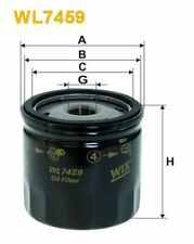 Wix WL7459 Oil Filter Spin On Fits Ford Ecosport S-Max 1.4 1.6 Petrol