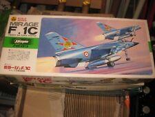 Hasegawa  Dassault Mirage F.1C 1:72