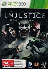 INJUSTICE Gods Among US [Used] Xbox 360 Game Used