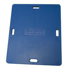"""CanDo Balance Board Combo 15"""" x 18"""" wobble/rocker board-1.5"""" height-red-48122"""