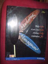 Marketing Management 14th Ed. By Philip Kotler (International Economy Edition)