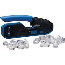 Ideal 33-396 Data/Voice RJ45/RJ11 Crimp Tool Kit 214C
