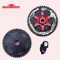 SunRace Mountain Bike Bicycle Cogs fit Shimano SRAM CSMX3 TAZ 10Speed 11-46T