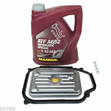 4 Liter Mannol ATF AG52 Automatik Getriebeöl + Filter Audi A3 A4 A6 VW Golf 4 IV