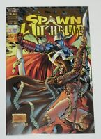 Medieval Spawn/Witchblade #1 ETM Gold Foil Exclusive Edition 1996 Image VF/NM