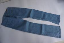 Blu Pepe Venere Straight Leg Jeans da donna 29,31,32 l32 w28
