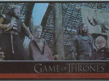 Game of Thrones Season 1 - #12 Base Parallel Foil Card