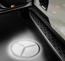 Mercedes-Benz OEM LED Door Logo Illuminated Projector W156 W213 W293 W166 W205
