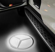 Mercedes-Benz OEM LED Door Logo Illuminated Projector W156 W213 W293 W166 W205
