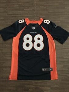 Demaryius Thomas Denver Broncos Nike On Field Men's Size 44 Jersey Stitched