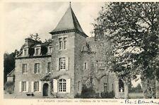 Carte AUGAN Château de la Ville Voisin