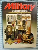 BOOK FULLY ILLUSTRATED MILITARY COLLECTABLES 205 PAGES SEE ALL PICTURES