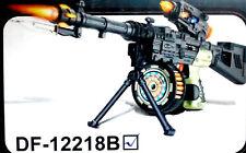 Heavy duty Assault Commando Recon Gun - Toy Gun With Lights And Sounds Kids