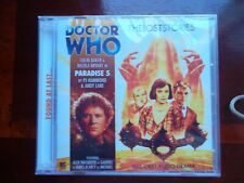 DR WHO LOST STORIES 1.5 PARADISE 5 Audio CD Colin Baker sixth 6th & Peri