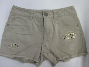 Justice cutoff shorts SIZE 8